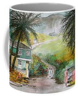 Barbados Coffee Mug by Frank Hunter