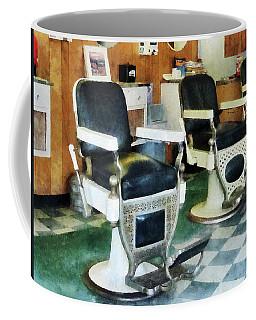 Barber - Corner Barber Shop Coffee Mug