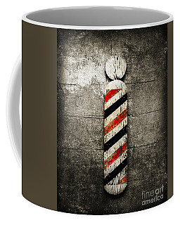 Barber Pole Selective Color Coffee Mug