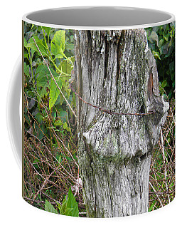 Barbwire Crown Coffee Mug