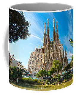 Barcelona - La Sagrada Familia Coffee Mug