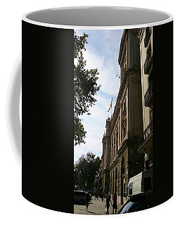 Barcelona Street Coffee Mug