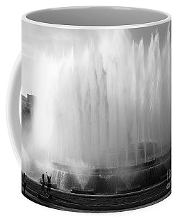 Barcelona Water Fountain Joy Coffee Mug