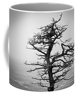 Bare Cypress Coffee Mug by Melinda Ledsome