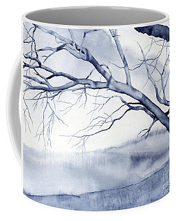 Bare Trees Coffee Mug