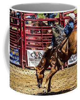Bareback Riding Coffee Mug