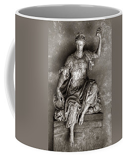 Bargello Sculpture Coffee Mug