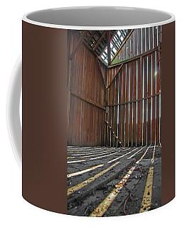 Barn Bones I Coffee Mug by Jani Freimann
