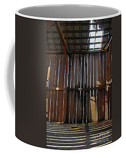 Barn Bones IIi Coffee Mug by Jani Freimann