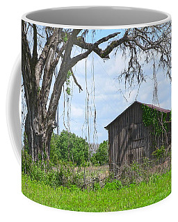 Barn Greenville Florida Coffee Mug