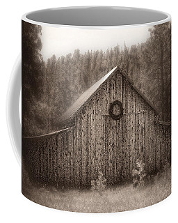 First Snow In November Coffee Mug