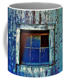 Barn Window 1 Coffee Mug
