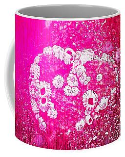 Barnacle Heart Coffee Mug