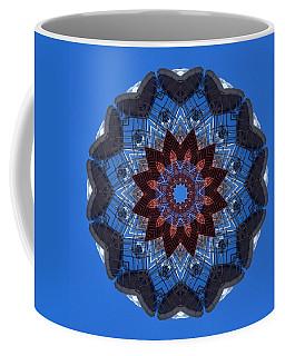 Barnegat Lighthouse Mandala Coffee Mug
