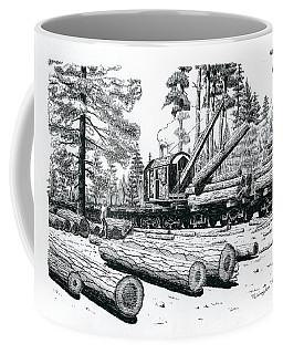Barnhart Log Loader Coffee Mug