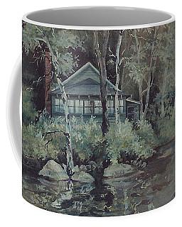 Barnstead Summer Cottage Coffee Mug