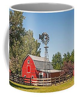 Barnyard Coffee Mug