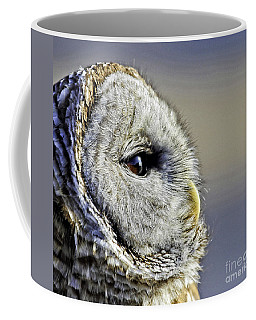 Barred None Coffee Mug