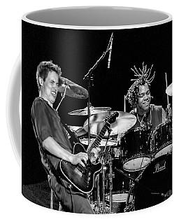 Barry Alexander Drumming For Johnny Lang Coffee Mug