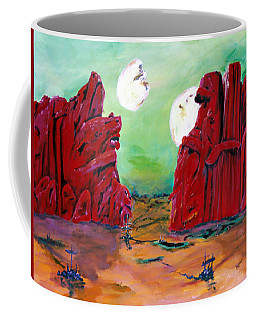 Barsoom Coffee Mug