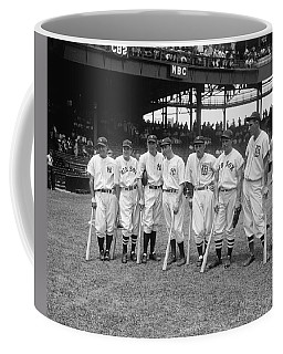 Baseball All Star Sluggers Coffee Mug