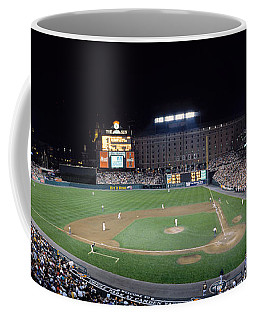 Baseball Game Camden Yards Baltimore Md Coffee Mug