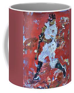 Baseball Painting Coffee Mug