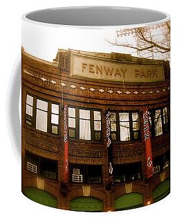 Baseballs Classic  V Bostons Fenway Park Coffee Mug