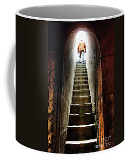 Basement Exit Coffee Mug