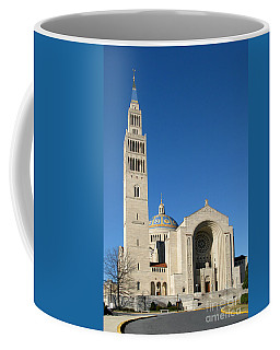 Basilica In Washington Dc Coffee Mug