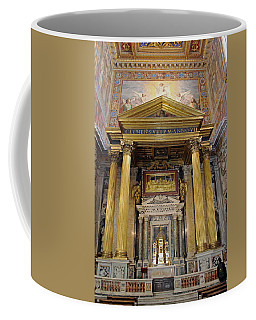 Basilica Of St John Lateran  Coffee Mug