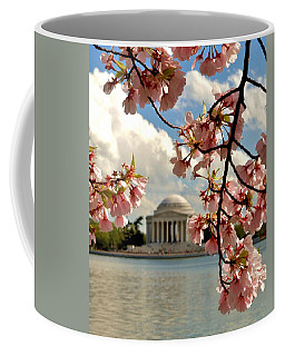 Basin Blossoms Coffee Mug