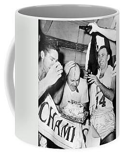 Basketball Champion Celtics Coffee Mug