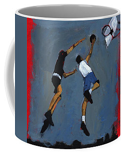 Basketball Players Coffee Mug