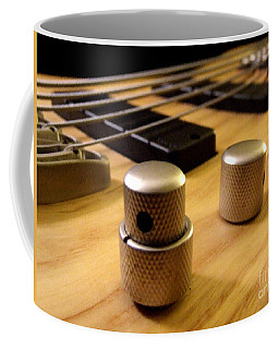 Coffee Mug featuring the photograph Bass by Andrea Anderegg