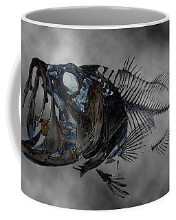 Bass Art Coffee Mug