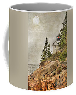 Bass Harbor Head Lighthouse. Acadia National Park Coffee Mug