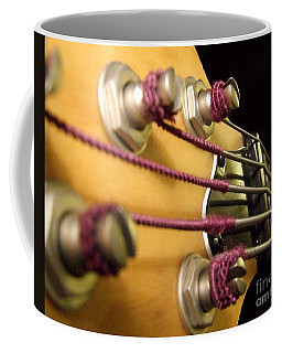 Coffee Mug featuring the photograph Bass II by Andrea Anderegg
