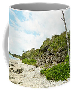 Coffee Mug featuring the photograph Bat Cave by Amar Sheow