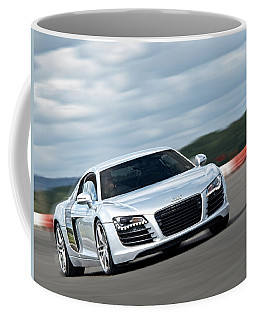 Bat Out Of Hell - Audi R8 Coffee Mug