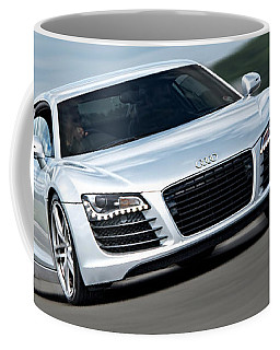 Bat Out Of Hell - Audi R8 Coffee Mug