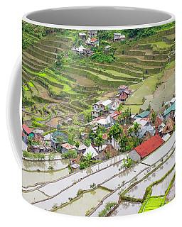 Batad Village, Banaue, Mountain Coffee Mug