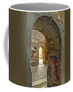 Bath House Coffee Mug