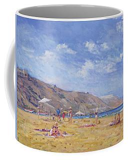 Bathers, Gozo  Coffee Mug