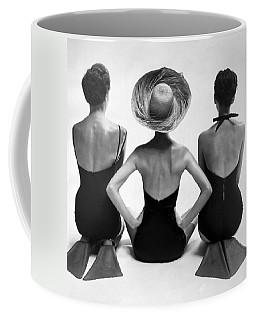 Bathing Suit Models Coffee Mug