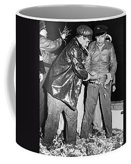 Batista Visits Shrimp Boat Coffee Mug
