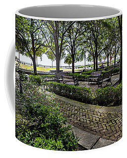 Battery Park Coffee Mug by Sennie Pierson