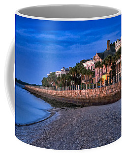 Battery Row Coffee Mug
