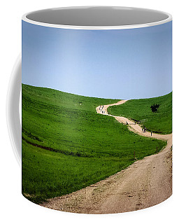 Battle Creek Road Teamwork Coffee Mug