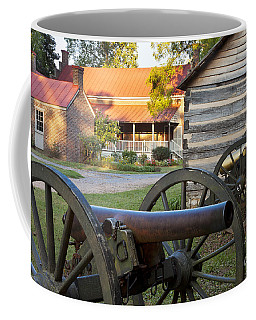 Coffee Mug featuring the photograph Battle Of Franklin by Brian Jannsen